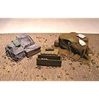 Reality in Scale 1 : 35 Cargoロードセット2 – Resin Diorama Accessory # 35102