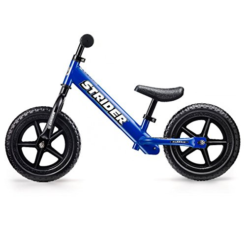 キッズ用ランニングバイク STRIDER (ストライダー) クラシックモデル ブルー 日本正規品