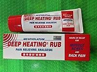 Mentholatum ディープヒーティングラブ痛み緩和鎮痛剤94.4 g