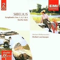 Sibelius: Symphonies Nos. 1, 4, 5 & 6 (2004-08-27)