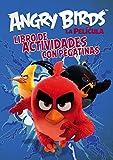 ANGRY BIRDS LA PELICULA. LIBRO DE ACTIVIDADES CON PEGATINAS