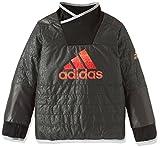 (アディダス)adidas サッカーウェア Rengi ウォーマートップ(中綿) BQL33 [キッズ] AY2520 ブラック J140