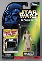 STAR WARS POWER OF THE FORCEフリーズフレームPrincess Leia Organa in Ewok Celebration Outfit by Star Wars [並行輸入品]