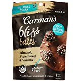 Carman's Bliss Balls Almond, Super Seed and Vanilla 80g