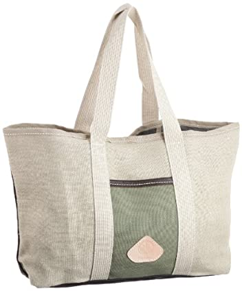 Custom Tote: Olive / Natural