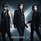 She Is Devil♪BREAKERZのCDジャケット