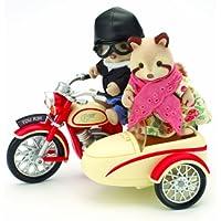 シルバニアファミリー バイク&サイドカー (並行輸入品)
