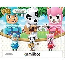 Amiibo Animal Crossing: 3-Pack Series