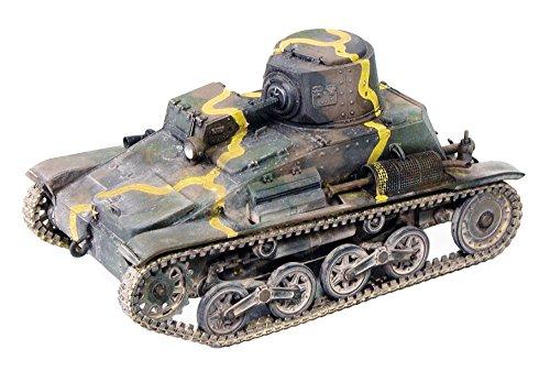 九四式軽装甲車後期改修型 (1/35 プラスチックモデルキット FM19)