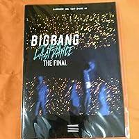 BIGBANG JAPAN DOME TOUR 2017 オリジナルA5ノート