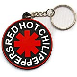 ラバーキーホルダー Red Hot Chili Peppers レッチリ ブラック