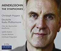 Five Symphonies by F. Mendelssohn (2008-05-27)
