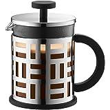 BODUM ボダム EILEEN アイリーン フレンチプレス コーヒーメーカー 500ml シルバー 【正規品】 11196-16