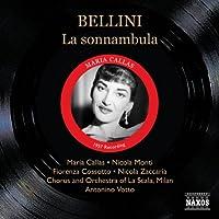 ベルリーニ:夢遊病の女