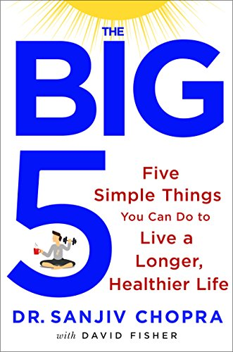 amazon the big five five simple things you can do to live a