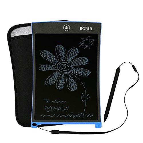 BORUI 電子メモパッド 電子メモ帳 デジタルペーパー 付属品:保護カバー