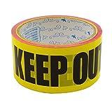 Best パッキングテープ - プライムナカムラ パッキングテープ (KEEP OUT) OPP製 パッキング用 セロテープ デザイン Review