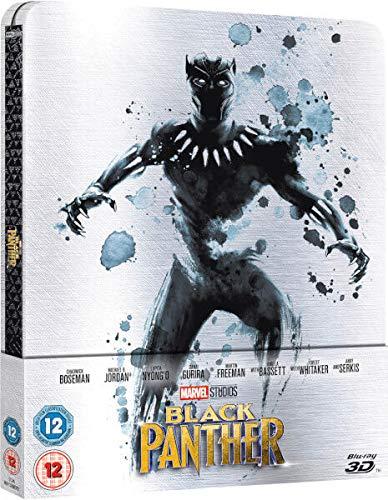 ブラックパンサー [3D + 2D] Blu-ray SLIPCOVER付き