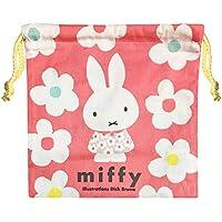 miffy 巾着 スプリングフラワー MFKN331