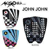 ASTRO Deck【アストロデッキ】デッキパッド JOHN JOHN ショートボード用 3ピース