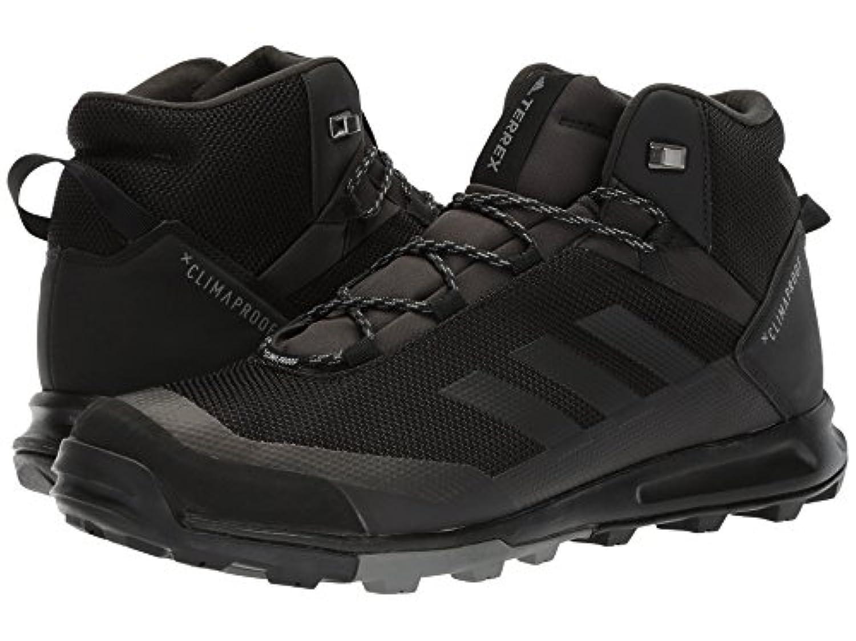 (アディダス) adidas メンズブーツ?靴 Terrex Tivid MID CP Black/Black/Grey Four 13 (31cm) D - Medium