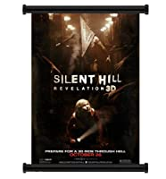 サイレントヒルRevelation 3d ( 2012)ムービーファブリック壁スクロールポスター( 31インチx 45インチ