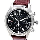 [インターナショナル・ウォッチ・カンパニー]IWC 腕時計 パイロット・ウォッチ クロノグラフ自動巻き IW371701 メンズ 中古