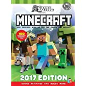 Minecraft 2017 Edition by Games Master (2017 Annuals)