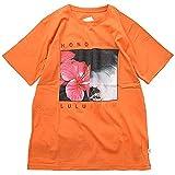 サルベージパブリック Tシャツ SALVAGE PUBLIC HONOLULU SPLIT 半袖Tシャツ