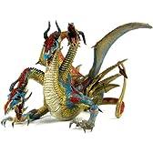 マクファーレントイズ ドラゴン シリーズ7 ヒドラ ドラゴン DX BOX