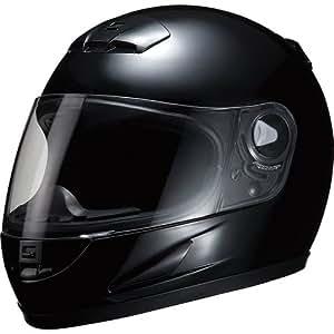 マルシン(MARUSHIN) バイクヘルメット フルフェイス M930 ブラック フリーサイズ(57~~60CM)