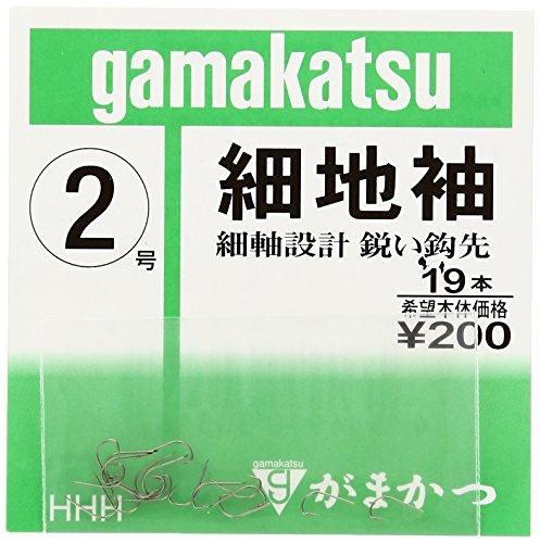 がまかつ(Gamakatsu) バラ 細地袖(茶) 2