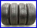 【中古タイヤ】【送料無料】ブリヂストン デューラー H/T687 225/65R17  4本セット サマータイヤ S17160602039