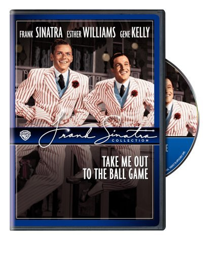 Take Me Out to the Ball Game [DVD] [1949] [Region 1] [US Import] [NTSC] by Frank Sinatra