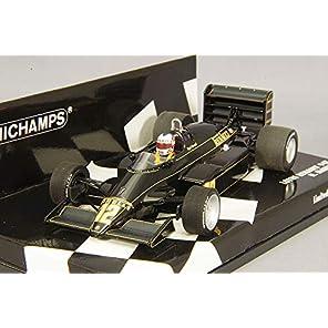 ☆ ミニチャンプス 1/43 ロータス ルノー 94T 1983 F1#12 N.マンセル 【レジン製】
