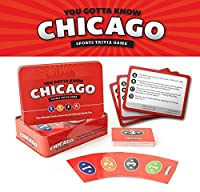 You Gotta Know Chicago - Sports Trivia Game [並行輸入品]