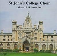 St. John's College Choir 19 Fa