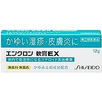 【指定第2類医薬品】エンクロン 軟膏EX 12g ※セルフメディケーション税制対象商品
