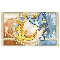 ポケモンカードゲーム プレイマット プレイマット テーブルマット サイズ 60X35 cm マウスパッド プレイマット 遊戯王 ポケモン マジック ザ・ギャザリング(723250)