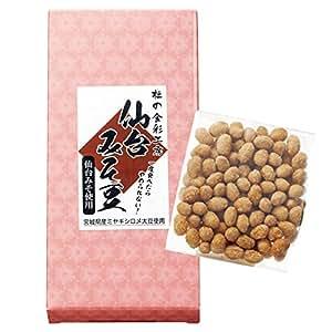 [宮城お土産] 仙台みそ豆 (日本 国内 宮城 土産) | おかず 通販