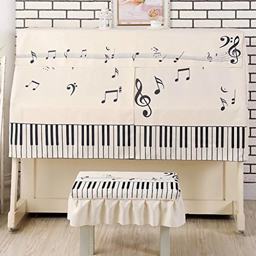 ピアノカバー ピアノトップカバー 防塵カバー アップライト トップカバー 鳥 可愛い象 アニマル プリント インテリア 高級 お祝い 誕生日の祝い 灰つけない 五色