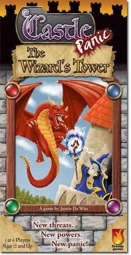 キャッスル・パニック - ウィザードの塔(Castle Panic - The Wizard's Tower)