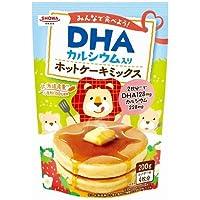 昭和(SHOWA) DHAホットケーキミックス 200g【4個セット】