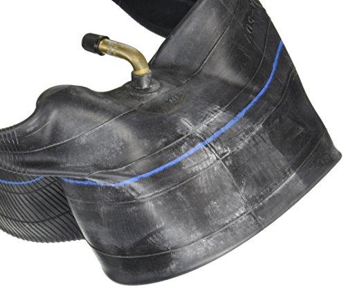 DUNLOP(ダンロップ)バイクタイヤチューブ 3.50:4.00-10 バルブ形状:TR87S リム径:10インチ L型バルブチューブ 133839 二輪 オートバイ用