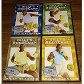 【正規品】 ビリーズブートキャンプ DVD4枚組 日本語字幕版 7日間プログラム BTCSETWS