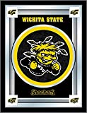 NCAA Wichita State Shockersロゴミラー、17 x 22インチ