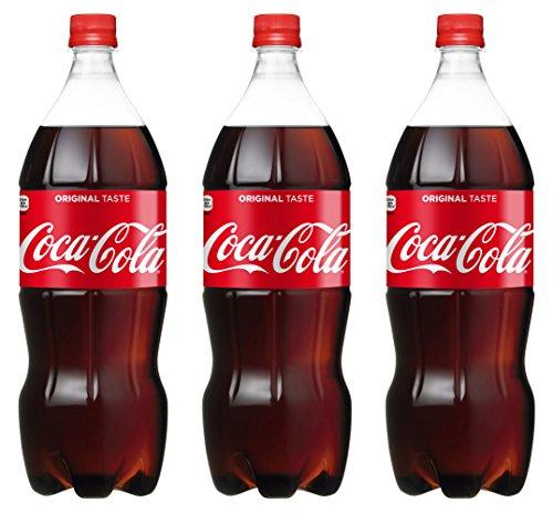 コカ・コーラ 1.5L PET×3本