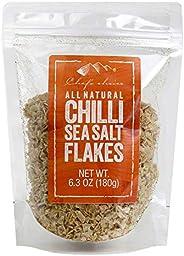 Chef's Choice All Natural Black Sea Salt Flakes 1