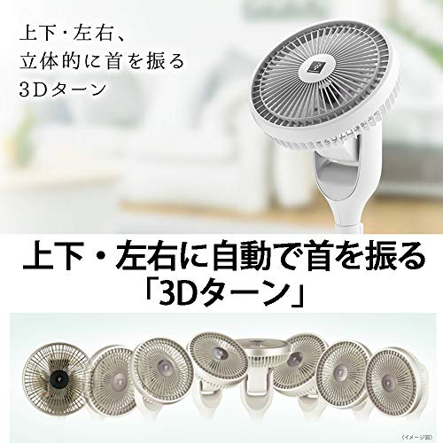 SHARP(シャープ)『3Dファン(PJ-J2DS-W)』