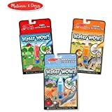 Melissa & Doug Water Wow! Reusable Color with Water Pad 3-Pack - Farm
